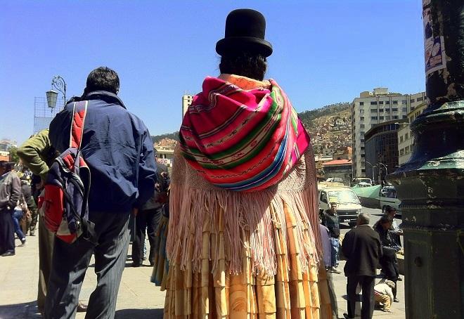 Cholita Bolivia 3