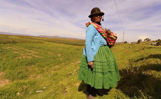 Cholita Bolivia 4