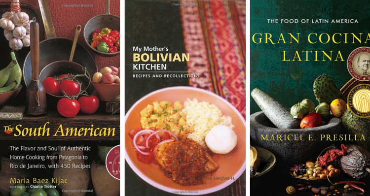 bolivian cookbooks