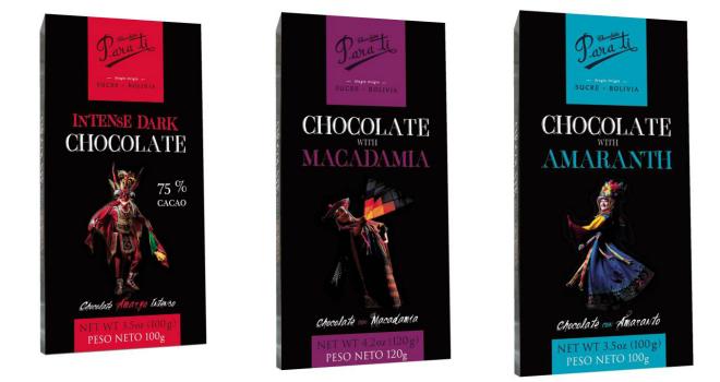 para ti chocolate Bolivia