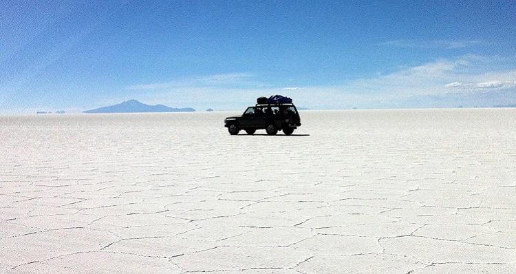Salt Flat Tours Bolivia (Salar de Uyuni)
