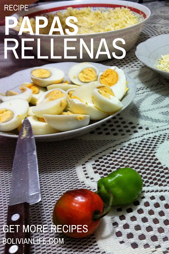 papas rellenas recipe