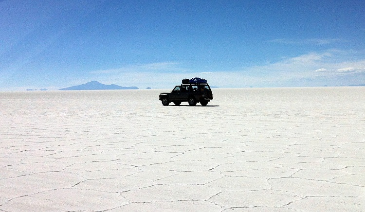 red planet sal flats tour uyuni bolivia