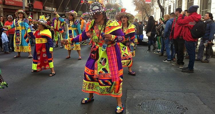 Fun-Filled Festivals in Bolivia