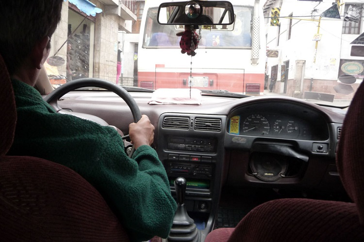 taxis in bolivia 3