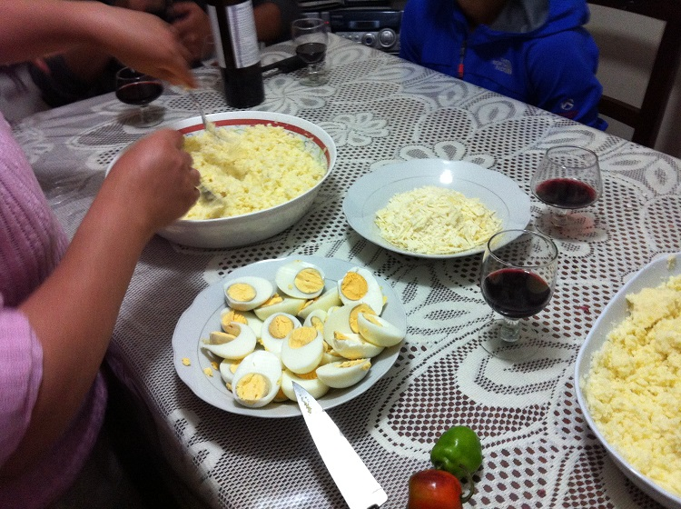 homestay in bolivia 4