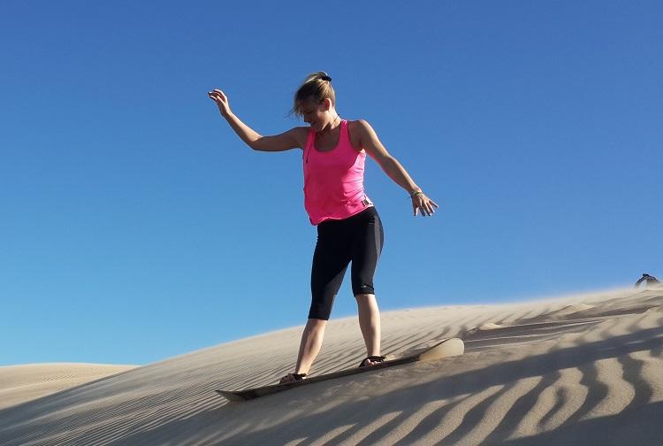 Lomas De Arena Sandboarding And Wildlife Tour In Bolivia 2