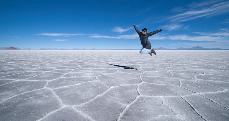 Tour Bolivia's Salt Flats In Style