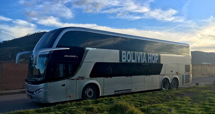 Traveling From Peru To Bolivia With Bolivia Hop
