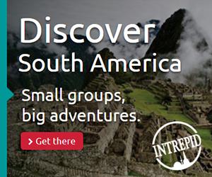 Discover South America 300x250