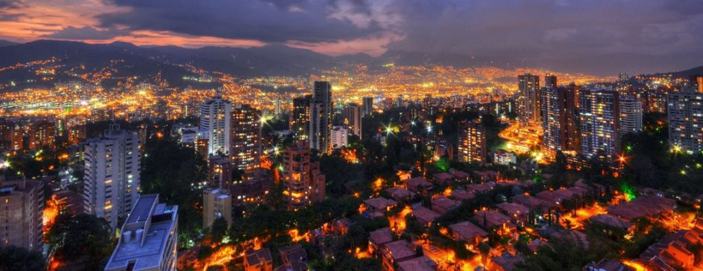 visit medellin with Colombia Hop