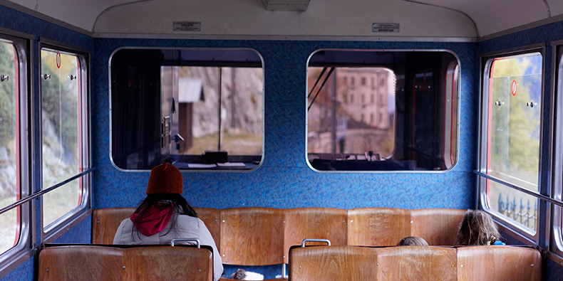 la paz public transport